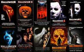 Halloween H20 Mask For Sale by A Complete Ranking Of All 10 U0027halloween U0027 Movie Posters Bloody