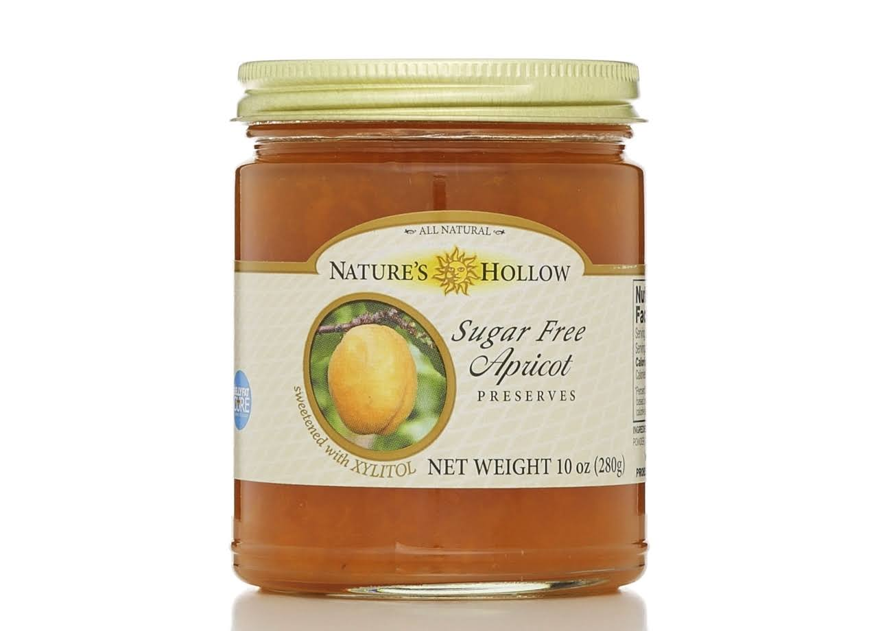 Nature's Hollow Preserves - Apricot, 280g