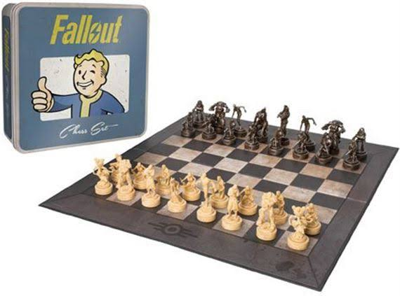 Fallout: Chess Collector's Set