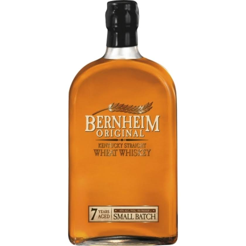 Bernheim Original Wheat Whiskey - 0.7l