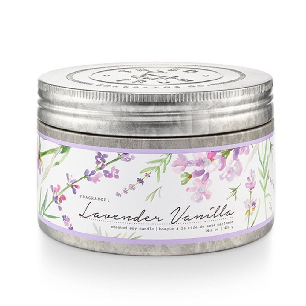 Tried & True Lavender Vanilla Large Tin Candle, 14.1 oz.