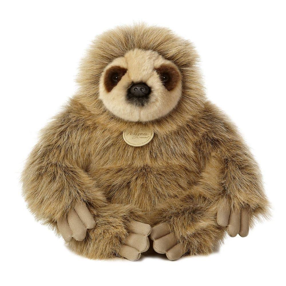Aurora World Miyoni Sloth Plush - 12""