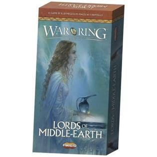 War of the Ring: Lords of Middle-earth Board Game