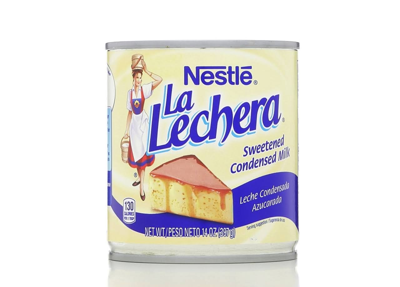 Nestlé La Lechera Sweetened Condensed Milk - 14oz