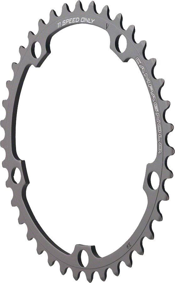 Campagnolo Chainring - 39T, 11 Speed, Fits Super Record Chorus
