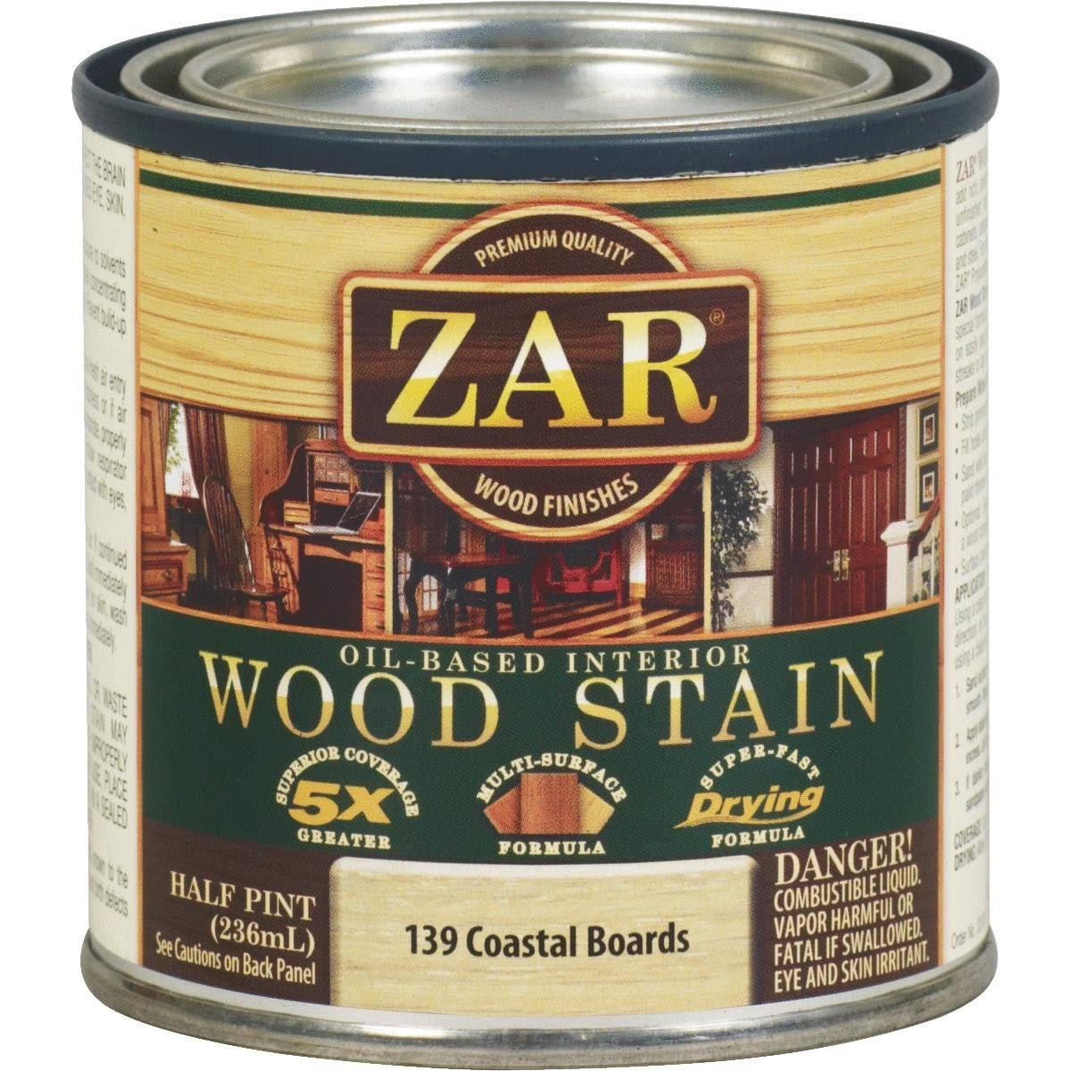 ZAR 13906 Country Coastal Boards Wood Stain - White
