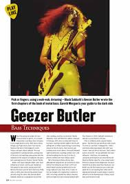 1979 The Smashing Pumpkins Tab by Geezer Butler Guitar Tab And Techniques The Guitar Magazine
