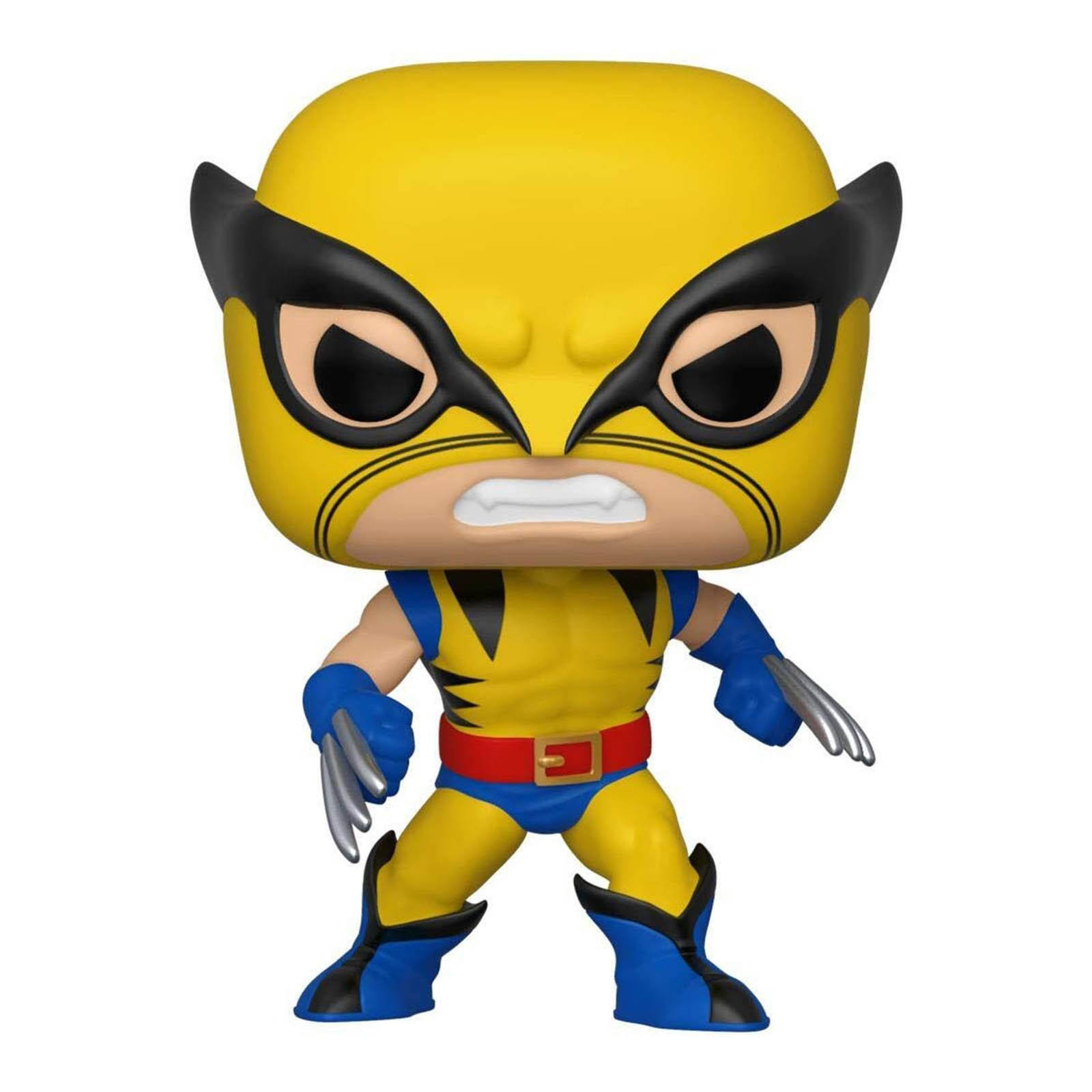Funko Pop! Marvel: Marvel 80TH Vinyl Figure - Wolverine