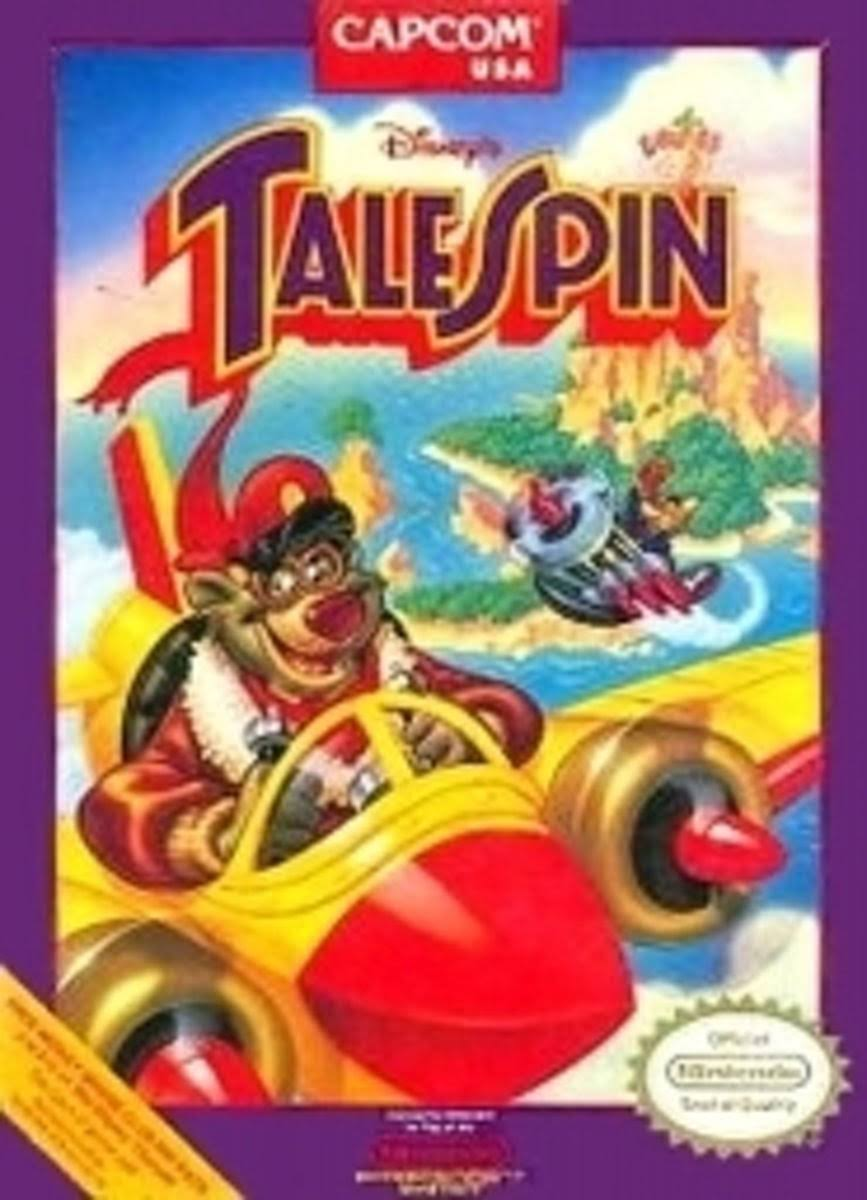 NES TaleSpin