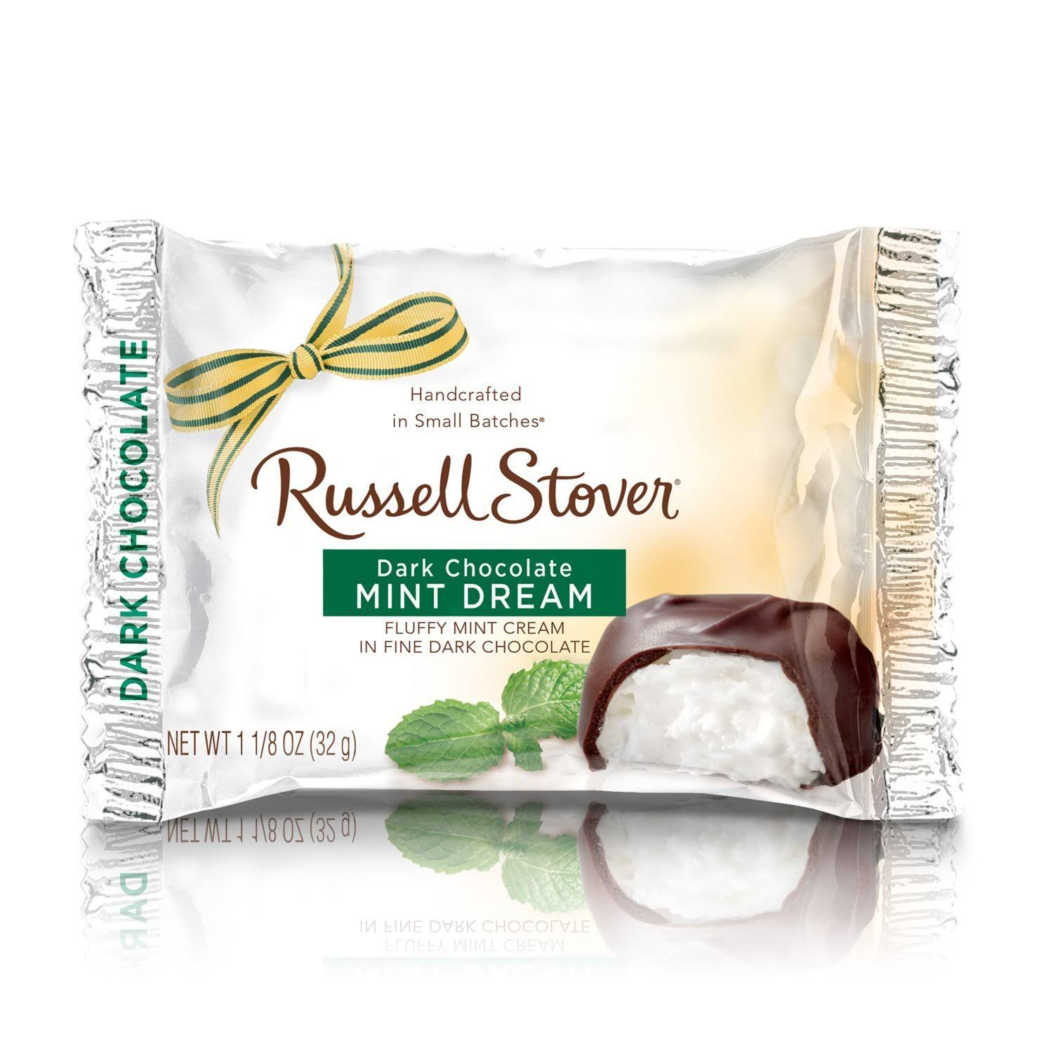 Russell Stover Dark Chocolate Mint Dream - 1.125 oz