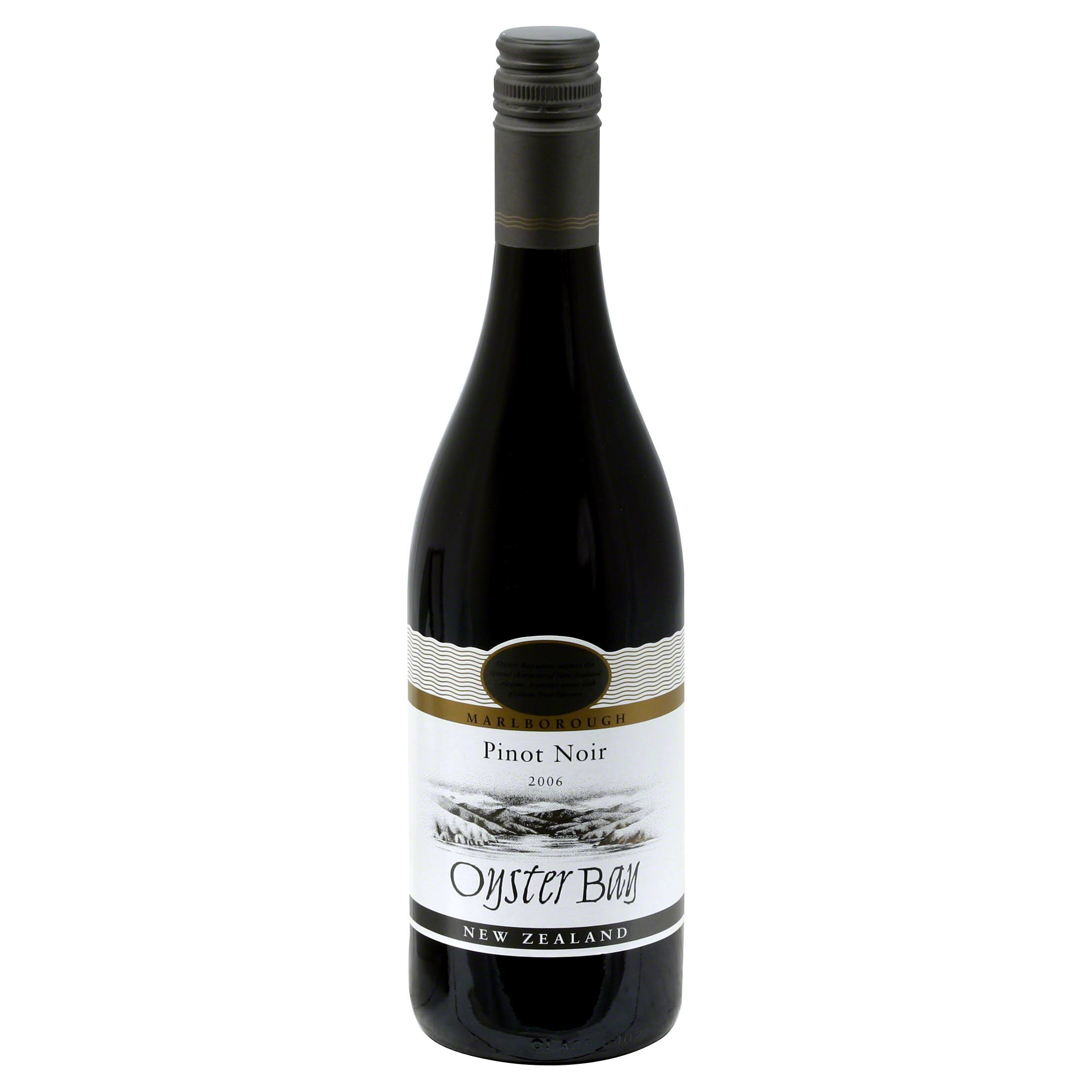 Oyster Bay Pinot Noir - Marlborough, New Zealand