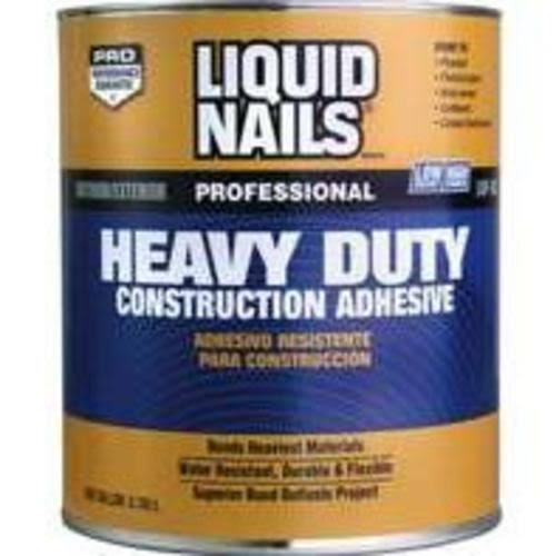 Liquid Nails Ln-903 Heavy Duty Multi-purpose Construction Adhesive - 1gal