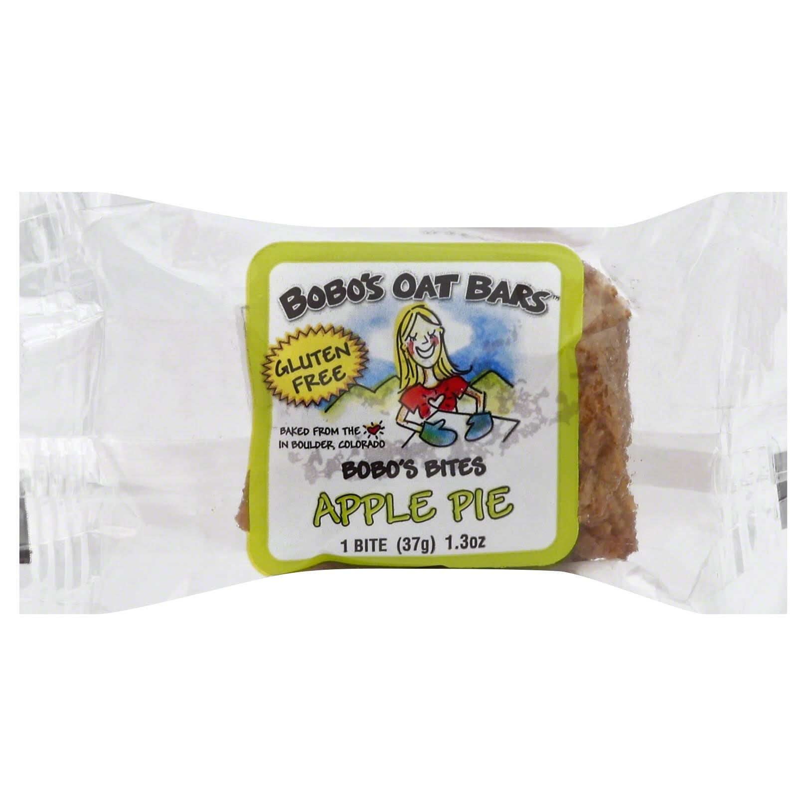 Bobo's Oat Bars Bobo's Bites, Apple Pie - 1.3 oz packet
