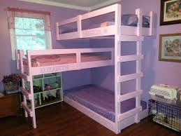 3 bunk beds with stairs solution translatorbox stair