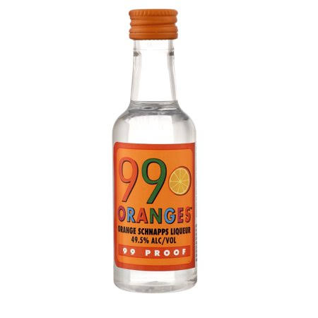 99 Orange Schnapps - 50 ml bottle