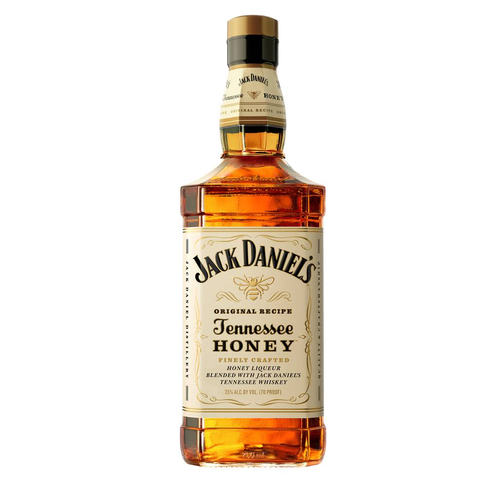 Jack Daniel's Whiskey Honey Liqueur - 750ml