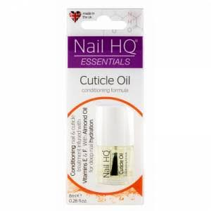 Nail HQ Essentials Cuticle Oil - 8ml