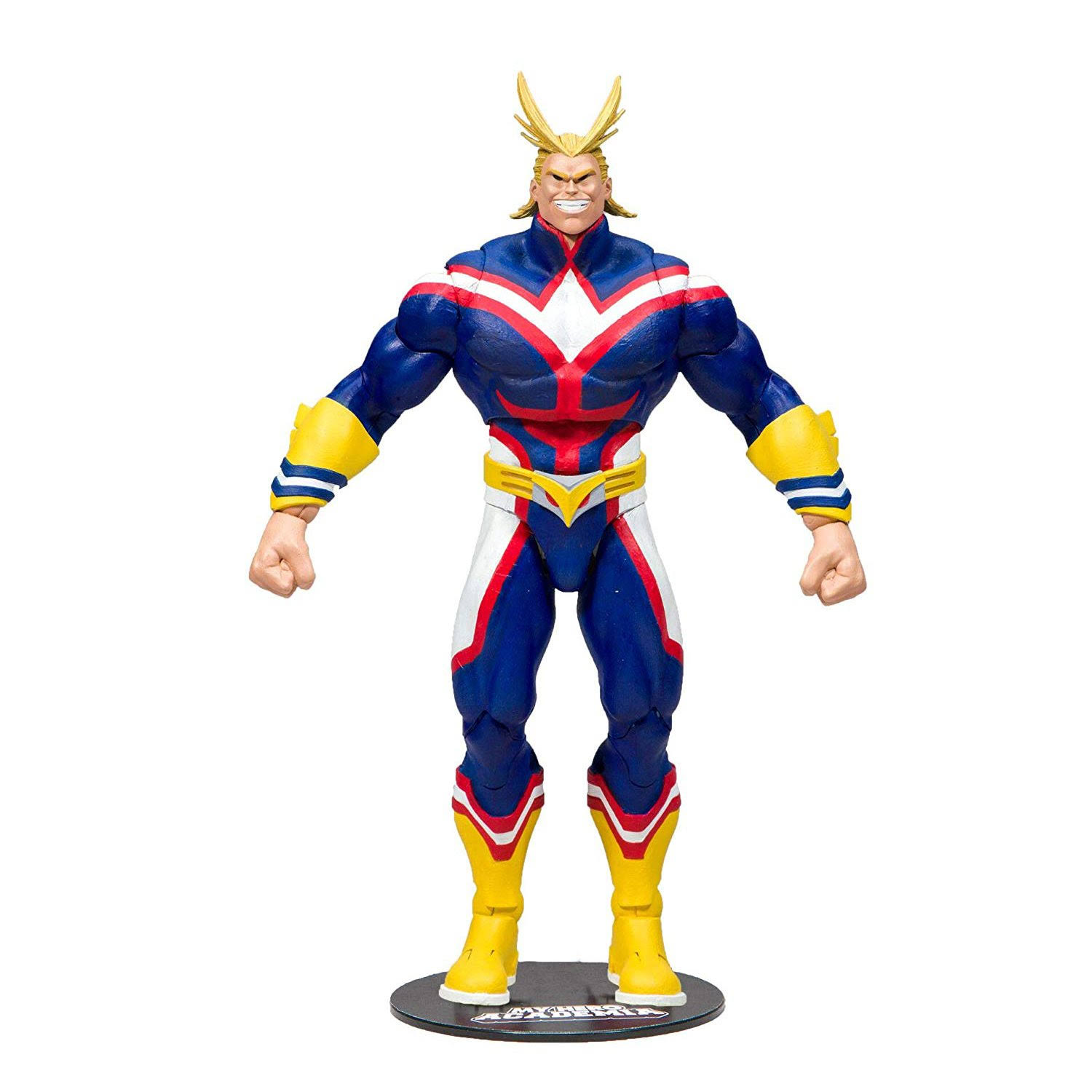 McFarlane Toys My Hero Academia Action Figure - All Might, 7in