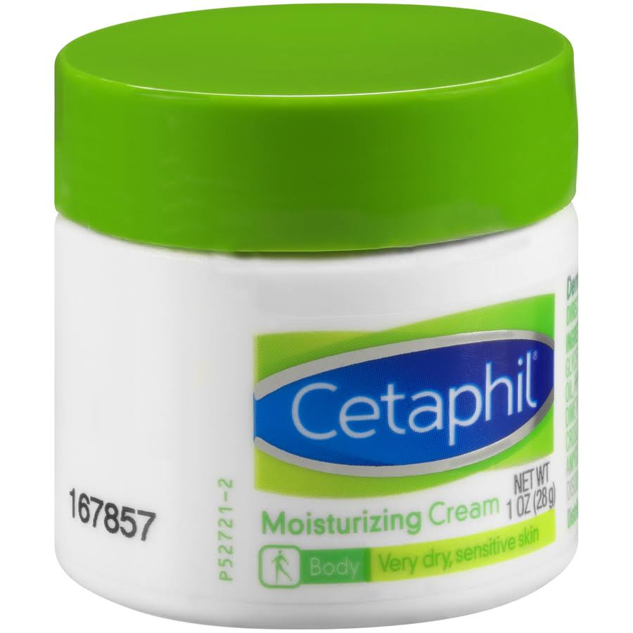 Cetaphil Moisturizing Cream - 1oz