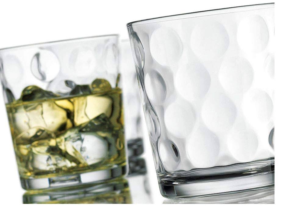 Eclipse 13-Ounce Double Old Fashioned Glasses (Set of 4)