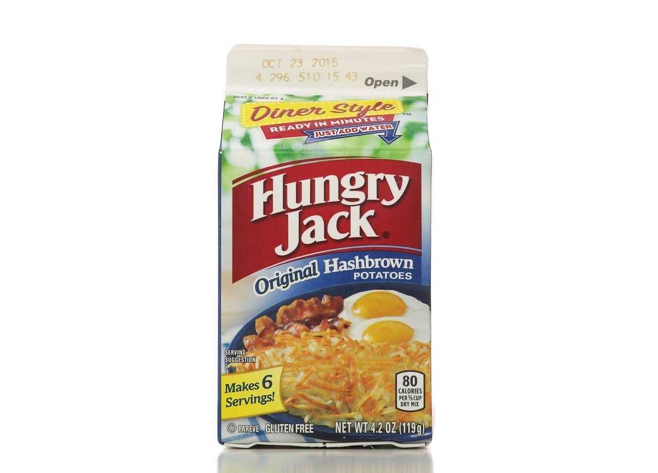 Hungry Jack Original Family Size Hashbrown Potatoes - 4.2oz
