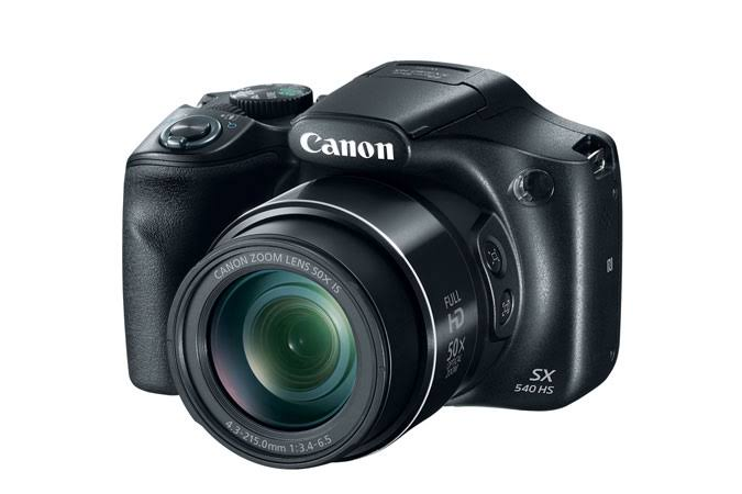 Canon Powershot Sx540 HS Digital Camera - 20.3MP