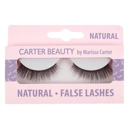 Carter Beauty On the Lash False Lashes - Natural