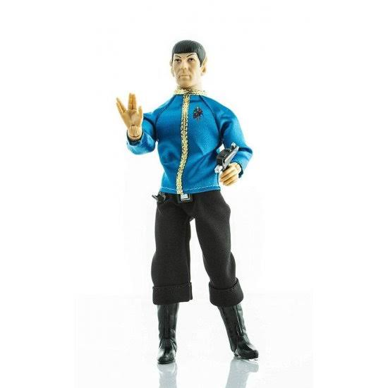 Mego Star Trek the Original Series Mister Spock Action Figure - 8""