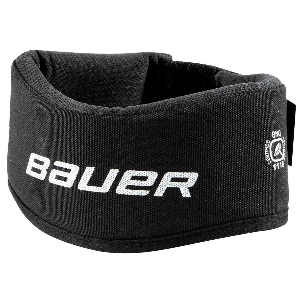 Bauer Youth NG Nlp7 Core Neck Guard Collar - Black