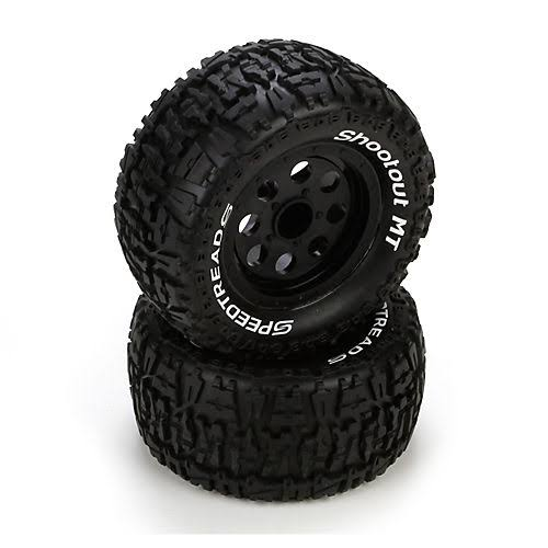 Electrix Rc Ruckus Tire Premount - 2pcs