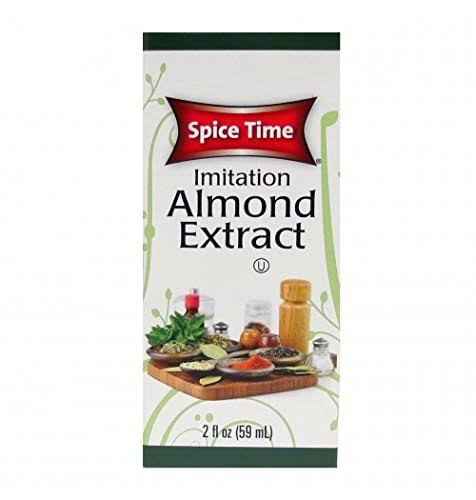 Spice Time Almond Extract - 2oz