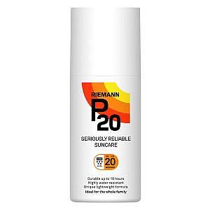 P20 10hr Sun Protection SPF20 200 ml - Sunscreen at Luxplus