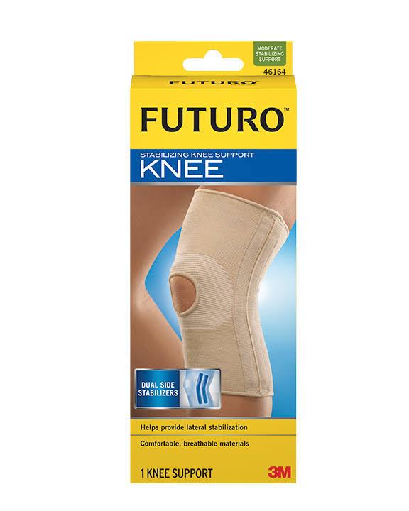 Futuro Stabilizing Knee Support - Moderate Stabilizing, Large