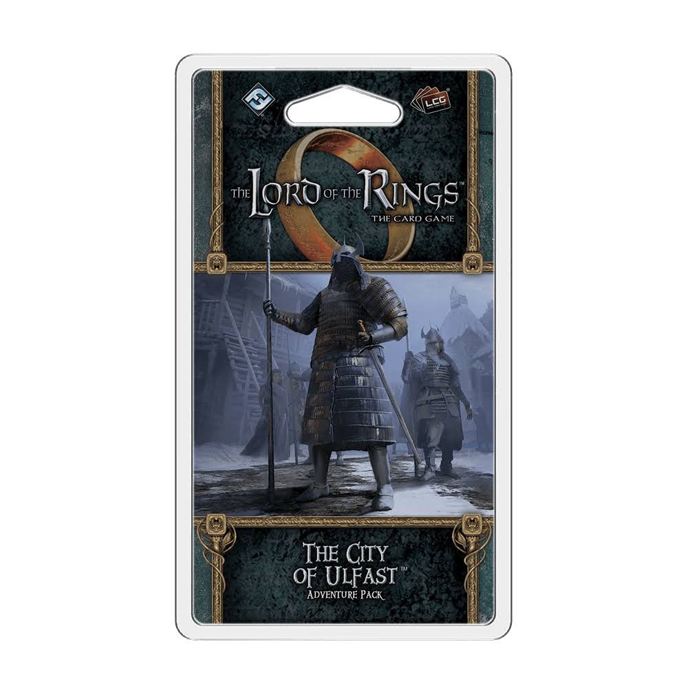 Lord of The Rings LCG: The City of Ulfast Adventure Pack