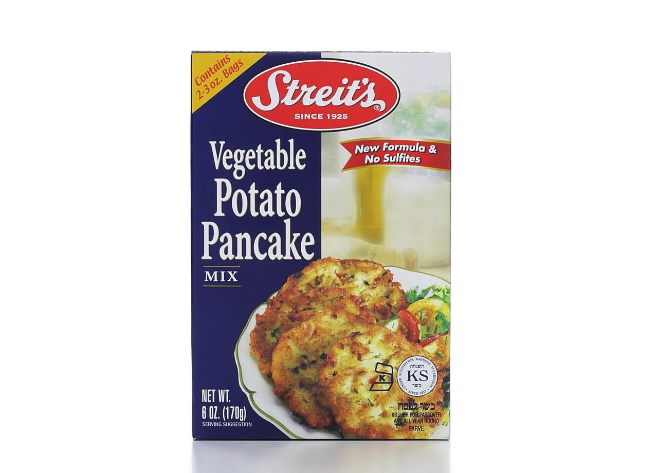 Streit's Vegetable Potato Pancake Mix - 170g