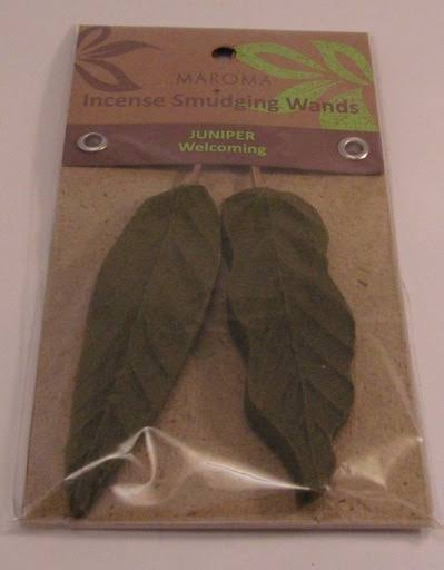 Maroma Smudgin Wands Juniper - 1 - Pack