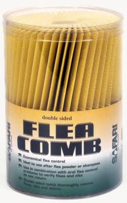 Safari Plastic Flea Comb
