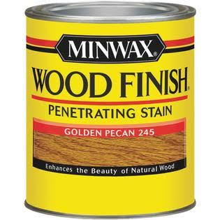 Minwax Wood Finish - 245 Gold Pecan