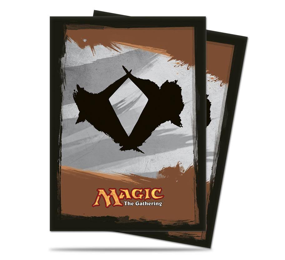 Ultra Pro Magic Deck Protector Sleeves - Khans of Tarkir V1 Abzan, 80pcs