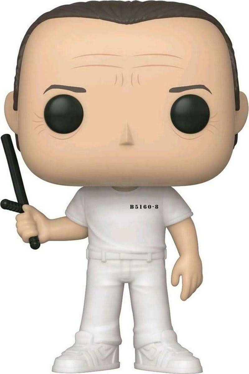 Funko Pop! Movies: Silence of the Lambs Vinyl Figure - Hannibal