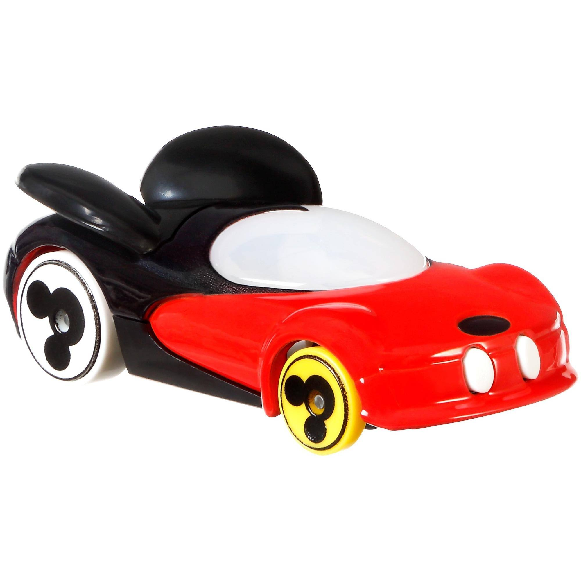 Hot Wheels Disney Mickey Mouse Character Car Toy