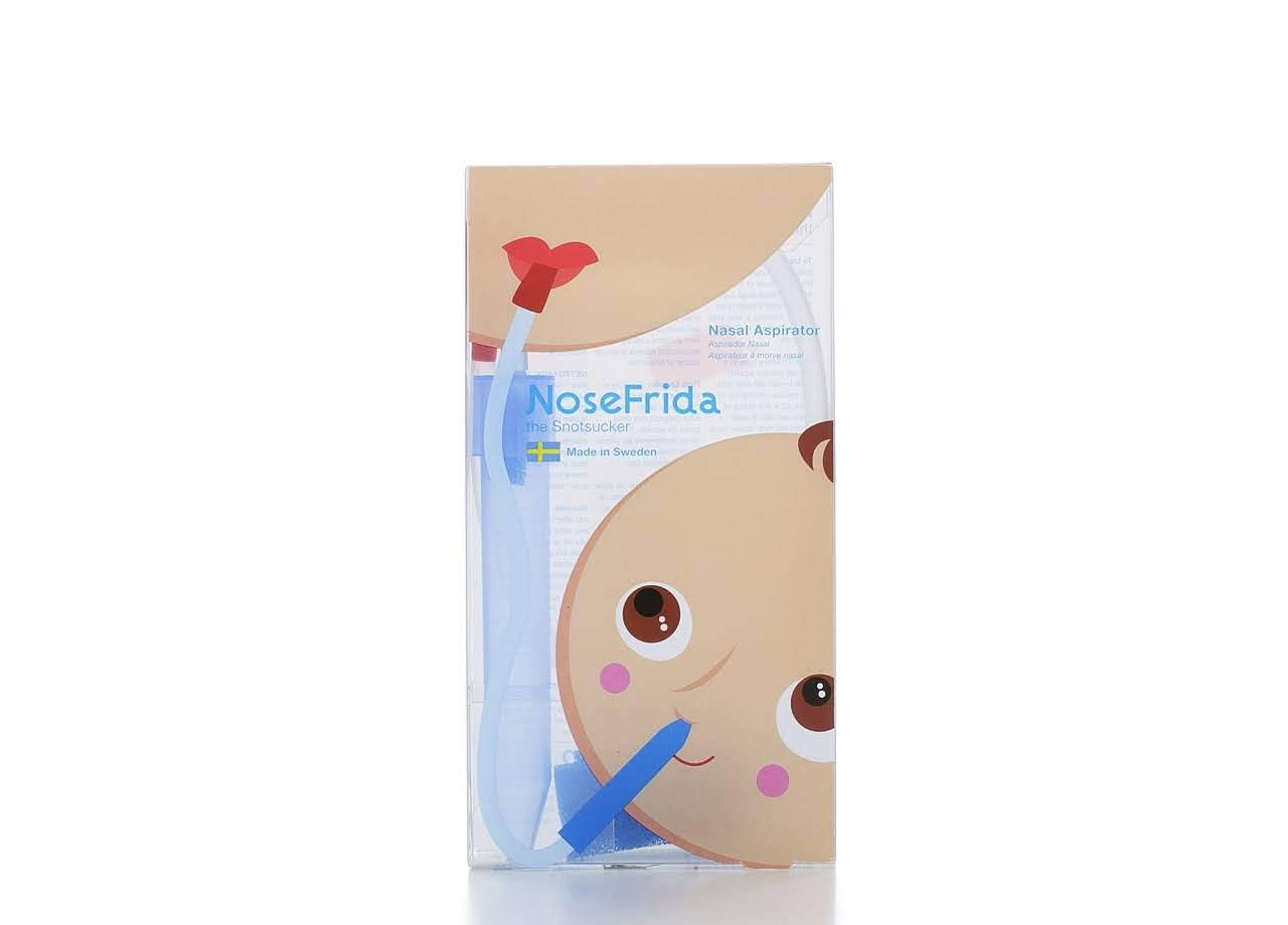Nosefrida The Snotsucker Nasal Aspirator - with 44 Filters