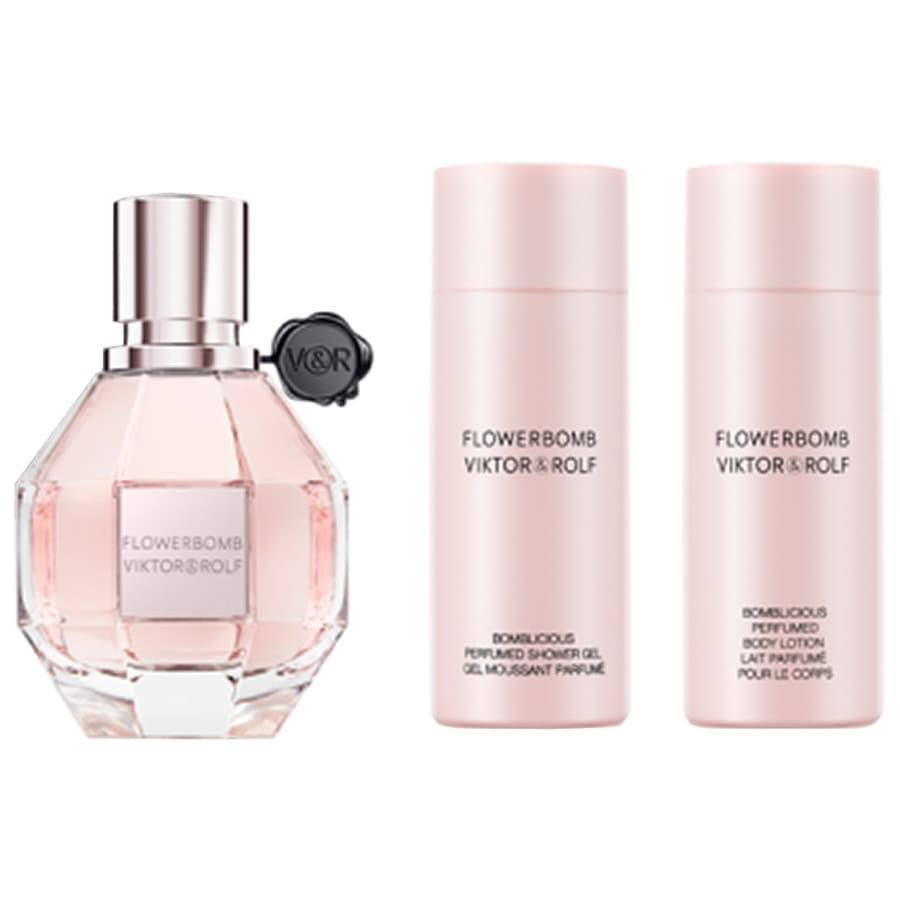 Viktor and Rolf Flowerbomb Eau de Parfum Fragrance Gift Set