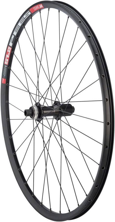 Quality Wheels Mountain Disc Rear Wheel DT 533d Deore M610 27.5 12mm x 148mm Black