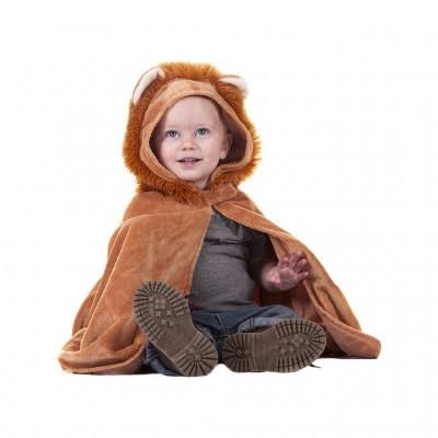 Creative Education Great Pretenders Lion Toddler Size 1-3 Dress Up Cape