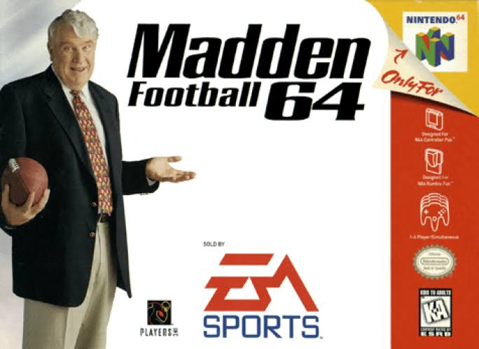 Madden Football 64 [64 Game]