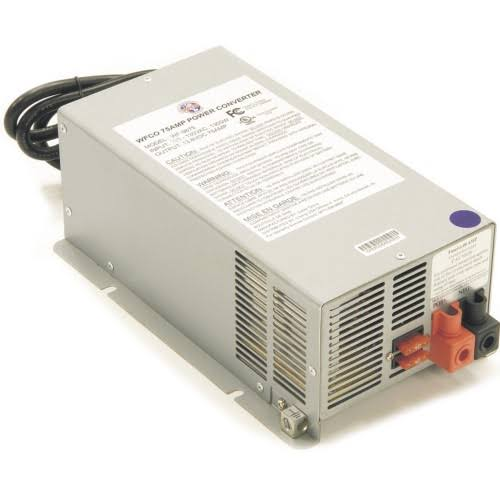 WFCO Deck Mount Power Converter - 55Amp