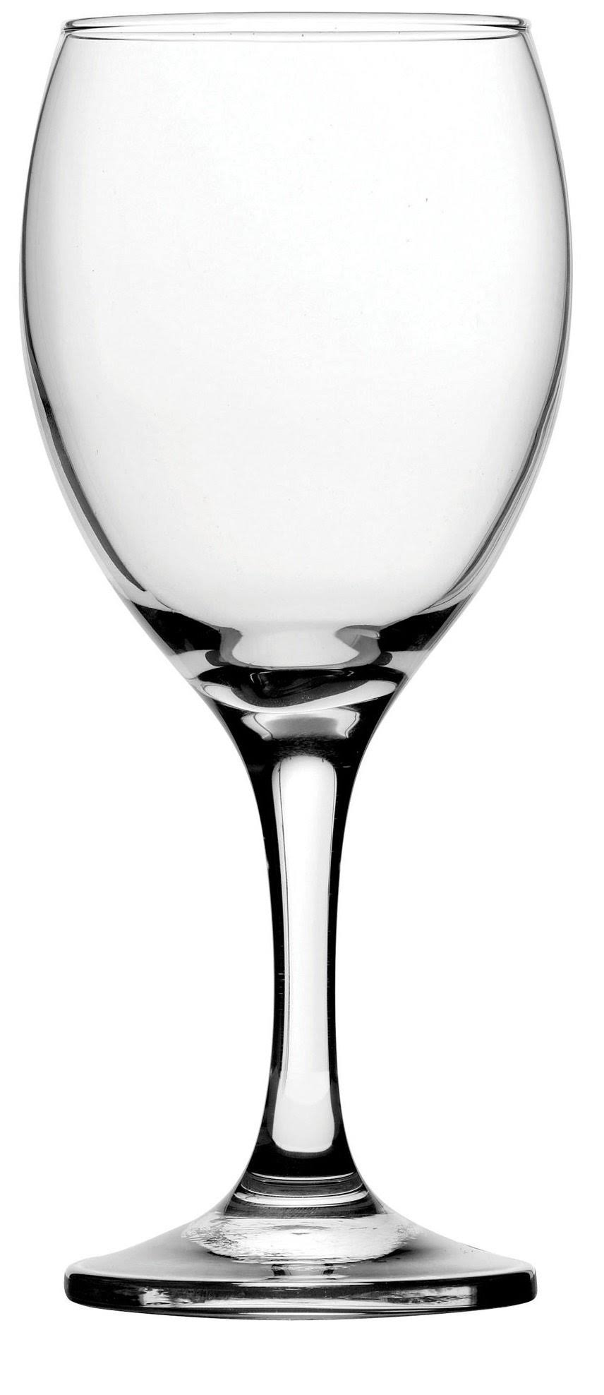 Circleware Hudson Market Wine Glasses Set of 4 8 oz. Clear