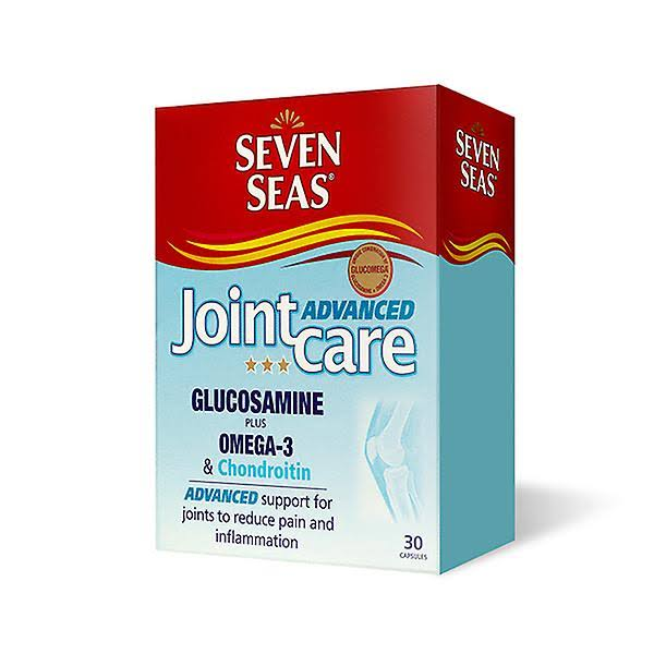 Seven Seas Jointcare Active Capsules - 30ct