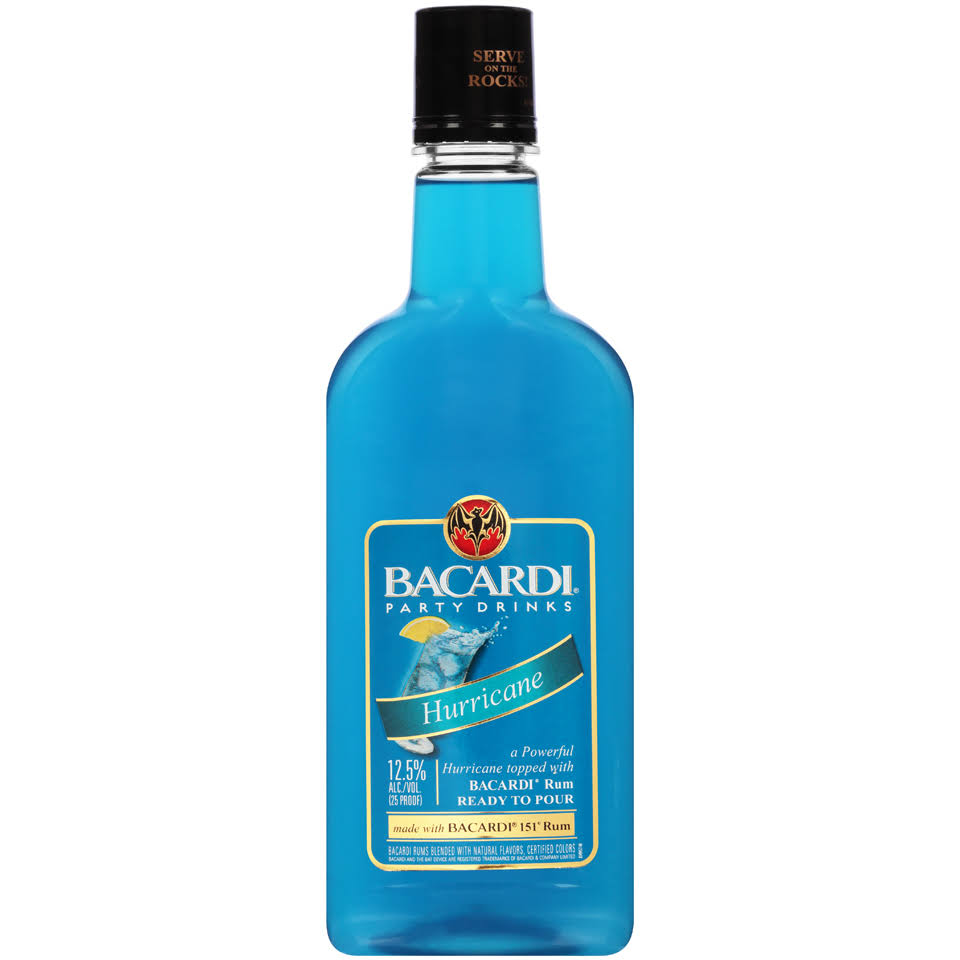 Bacardi Party Drinks - 750ml